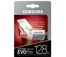 REAL Samsung 128GB Micro SD SDXC Class10 U3 Memory Card for Android Phone/Tablet