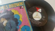 JAMES BROWN i can't stand myself /get it RARE IRAN EP
