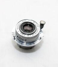 INDUSTAR-22 50mm f3.5 lens M39 LTM Leica Thread Mount . Pancake lens