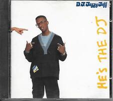 DJ JAZZY JEFF & THE FRESH PRINCE - He's the DJ I'm the rapper CD Album 17TR 1988