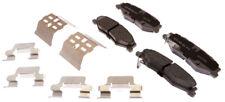 Disc Brake Pad Set fits 1997-2013 Chevrolet Corvette  ACDELCO ADVANTAGE