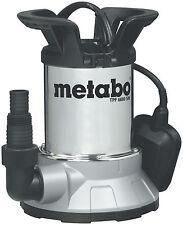 Metabo TPF 6600 SN Tauchpumpe Gartenpumpe