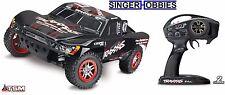 Traxxas 68086-4 1/10 Slash 4WD VXL SC TSM RTR Radio Control Truck TRA680864D1 HH