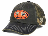 Auburn Tigers Top of the World NCAA Camo and Navy Flex Fit Hat Cap one size