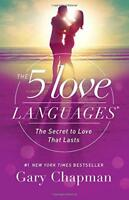 The 5 Love Languages by Gary Chapman, NEW Book, FREE & Fast Delivery, (Paperback