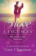 Les 5 Love LANGUES par Gary Chapman Livre de poche 9780802412706 NEUF
