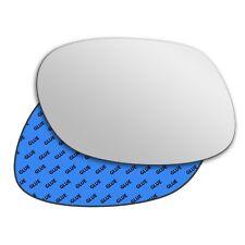 Right wing adhesive mirror glass for Daewoo Korando 1996-2006 718RS