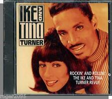 Ike & Tina Turner - Rockin' & Rollin - Early Recordings, New 12 Song, 1993 CD!