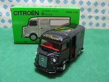 "Rare - CITROEN Type H ""Duport Paris"" - 1/43 Kado - Japon"