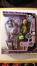 Monster High Doll CLAWDEEN WOLF I Heart Love Fashion New In Box  TRU Exclusive