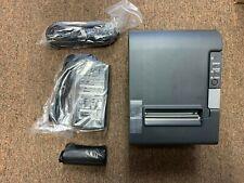 (NEW) Epson TM-T88IV Direct Thermal Printer - Monochrome - Label/Receipt Print
