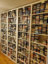 8-Track Tapes Store - 1000s++ Working & Serviced, U PICK, ROCK & POP List 4-A