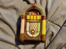 Rare San Francisco Music Box Company Jukebox plays music, coin bank all in one