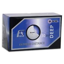 New 30 pack RAM FX Tour Deep extreme distance Golf balls 2 and a half dozen