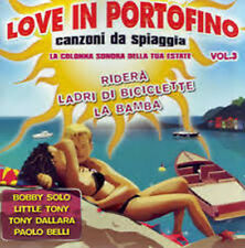 CD LOVE IN PORTOFINO VOL 3 VOLUME NUOVO ORIGINALE SIGILLATO NEW SEALED ORIGINAL