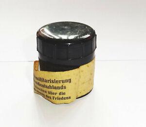 Gst Rouleau de Film Diapo Remilitarisierung Westdeutschlands DDR Propagande (N29