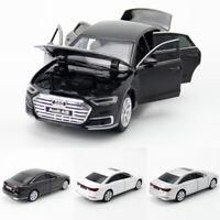 1:32 2019 Audi A8 Die Cast Modellauto Auto Spielzeug Geschenk Sammlung Kinder