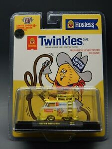 1960 VW Delivery Shorty Hostess Twinkies M2 Machines Spring Blowout GOLD CHASE