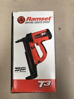 ITW Ramset Spit Nails for Pulsa 700 1000 Nails + 2 Fuel cells 3/4 Inch 19mm