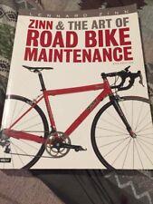 Zinn & The Art Of Road Bike Maintenence. 2nd Edition. Lennard Zinn