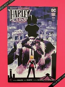 Batman White Knight Presents Harley Quinn #4 Matteo Scalera Cover B DC 2021 NM