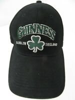 Guinness Dublin Ireland Fitted Adult Baseball Ball Cap Hat