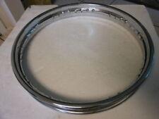 NOS Yamaha 1981 SR185 1982 SR185 Front Wheel Rim 1.60X17 94416-17288-00