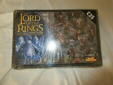 Games Workshop Lord of the Rings Balin and Khazad Guard Metal Miniatures - Boxed