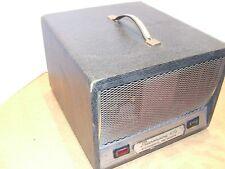 Vintage Micronaire 450 Electrostatic Precipitator Retro 50s