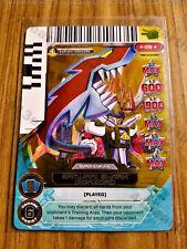 Power Rangers Legends Unite Holo 4-016 Samurai Shark Gigazord