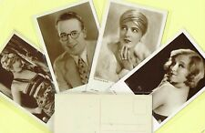 ROSS VERLAG - 1920s Film Star Postcards produced in Germany #3161 to #3232