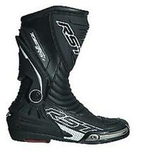RST 2101 Tractech Evo III 3 Sport CE Motorcycle Race Boots Latest Release Black