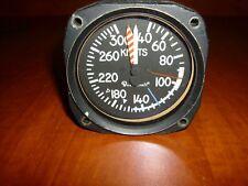 Beech King Air Airspeed Indicator 114-380012-3