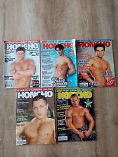 Lot n°36 de 5 revues Gay