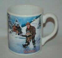 Tim Horton's #003 Limited Edition Mug Skating Pond