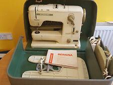 Bernina 730 machine à coudre excellent état utilisé