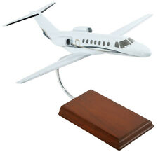 Cessna Citation CJ3 Desk Top Display Private Jet Aircraft 1/40 Model ES Airplane