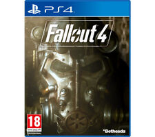 Fallout 4 Playstation4 and Factory Game