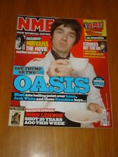 NME 2005 DEC 10 OASIS NIRVANA STROKES JOHN LENNON