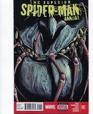 SUPERIOR SPIDER-MAN ANNUAL #2 - CHRISTOS GAGE - SCRIPTS MARVEL NOW! - 2014