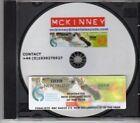 (BW642) McKinney, Don't Let Me Down - DJ CD