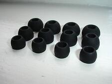 18 X Reemplazo De Silicona De Oído Auricular Puntas Auriculares Sennheiser Jvc Phillips