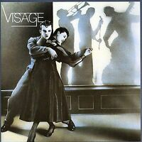 VISAGE Visage S/T Self-Titled CD BRAND NEW Fade To Grey
