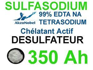 Désulfateur Batterie EDTA Sulfasodium Max300