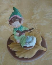Hallmark Little Gallery 1983 Lovelets Figurine The Heart Sings Tenderly