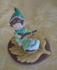 Hallmark Little Gallery 1983 Lovelets Figurine The Heart Sings Tenderly