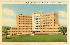 HANCOCK,MICHIGAN-ST. JOSEPH'S HOSPITAL/MEDICAL CENTER-LINEN-(MICH-H)