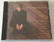 ELTON JOHN LOVE SONGS CD ALBUM BUONO SPED GRATIS SU + ACQUISTI