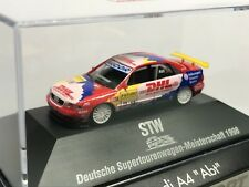 Herpa Motor Sport Rennwagen STW Cup 1998 Team Abt DHL Audi A4 Abt Nr.18 (Mo2704)
