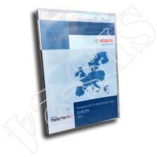 TeleAtlas DVD EUROPA EUROPE 2017 Blaupunkt EX VW Volkswagen VX V10 RNS MFD2 RNS2